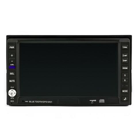 Автомобильная мультимедийная система 2 DIN с ТВ тюнером