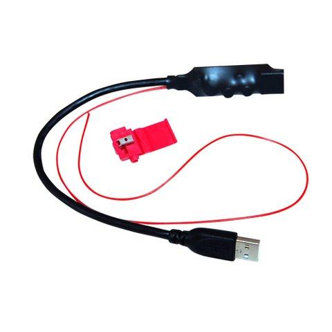 Dension UPB1000 Усилитель мощности питания под USB разъем