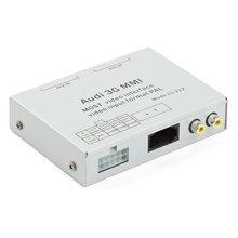 MOST видеоинтерфейс для Audi MMI 3G+ с адаптером разблокировки видео в движении - Краткое описание