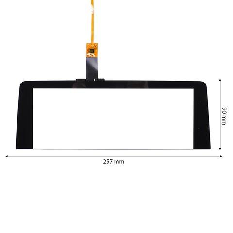 """Емкостное сенсорное стекло 8.8"""" для BMW F20, F30, F32"""