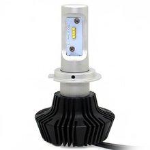 Car LED Headlamp Kit UP 7HL H7W 4000Lm H7, 4000 lm, cold white  - Short description