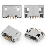 Charge Connector compatible with Sony Ericsson X10 mini pro (U20), (5 pin, Copy, micro USB type-B)