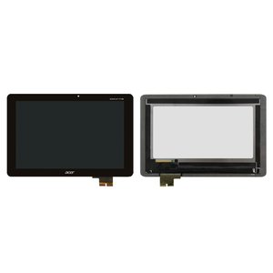 LCD for Acer Iconia Tab A700 Tablet, (black, with touchscreen)