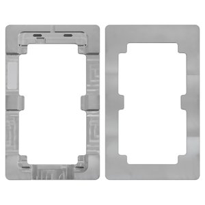 LCD Module Mould for Apple iPhone 6S Plus Cell Phone, (for glass gluing , aluminum)