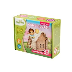 IGROTECO Money Box Building Set
