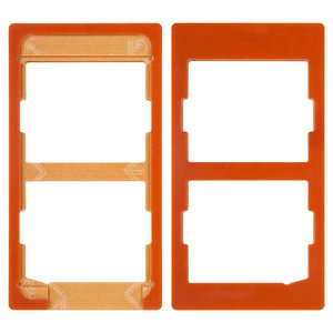 LCD Module Mould for Meizu MX5 Cell Phone, (for glass gluing )