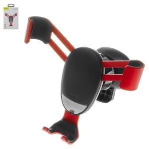 Car Holder Baseus, (red, sliding, for deflector) #SUYL-G09
