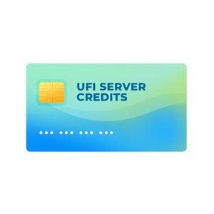 UFI Server Credits