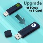 SCout a S-Card - Actualización