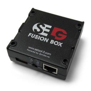 Caja de liberación SELG Fusion Box LG Tool Pack con la tarjeta SE Tool v1.107 (19 cables)