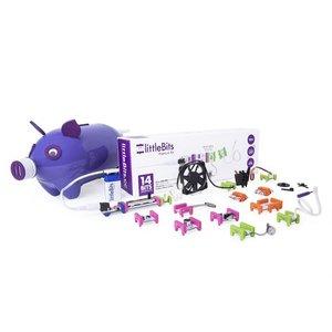 Электронный конструктор LittleBits Набор премиум-класса
