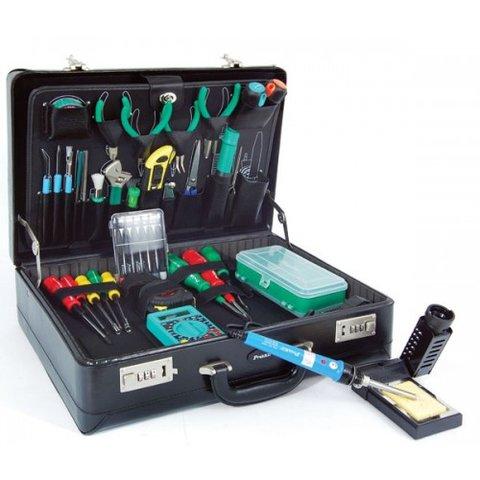 Набір інструментів Pro'sKit 1PK-305NB для електромонтажу
