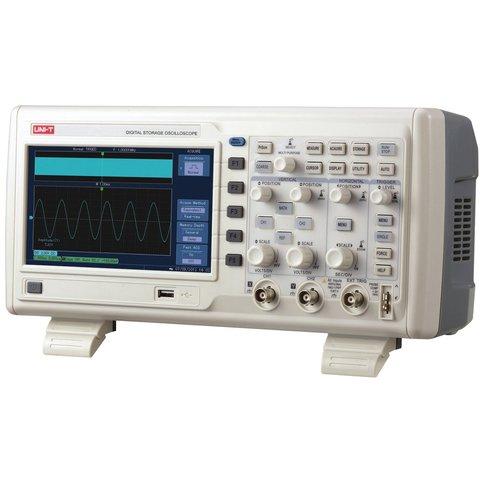 Цифровий осцилограф UNI T UTDM 12102CM UTD2102CM