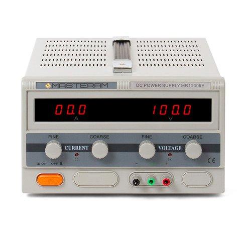 Лабораторний блок живлення Masteram MR10005E
