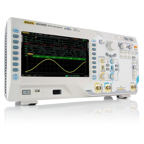 Цифровой осциллограф смешанных сигналов RIGOL MSO4012