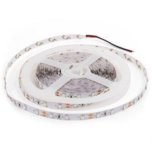Світлодіодна стрічка SMD3528 (жовта, 60 світлодіодів, 12 В DC, 1 м, IP20)