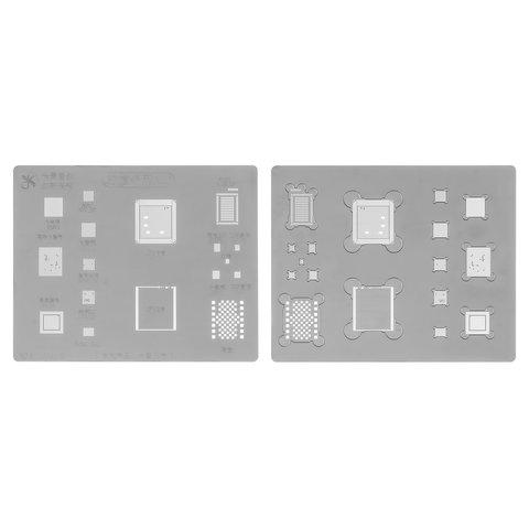 3D BGA трафарет A10 для мобільних телефонів Apple iPhone 7, iPhone 7 Plus