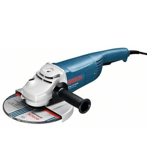 Кутова шліфмашина Bosch GWS 22 180 H, 0601881103
