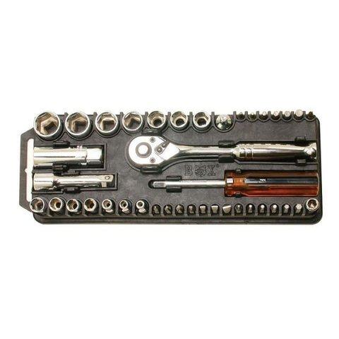Socket & Screwdriver Set Pro'sKit 8PK 227