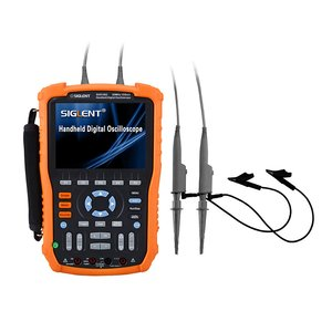 Handheld Digital Oscilloscope SIGLENT SHS1062 with Insulated Channels