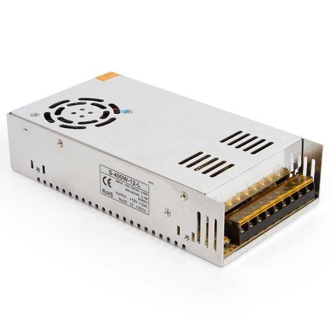 LED Power Supply 12 V, 35 A 400 W , 110 220 V